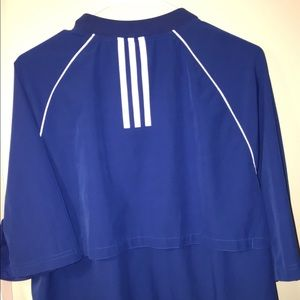 Adidas coaching jackets